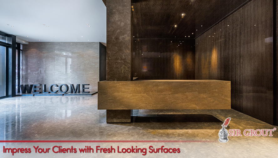 Keep Your Lobby in Perfect Condition with Our Maintenance Services
