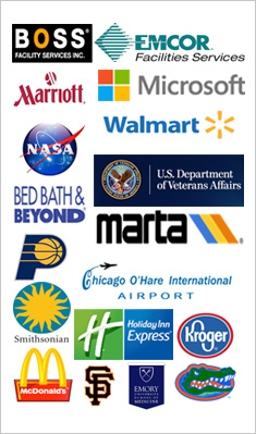 Image of the Microguard Clients Logos